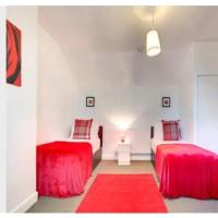 Your Nottingham Vacation/Business Apartment with Parking