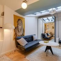 Superb designer loft in the heart of Paris!