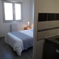 Studio style hotel gare sncf