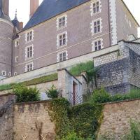 Charmant appartement au pied du château