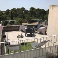 Le Soregia - Élégant T2, Clim, parking, rooftop