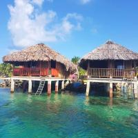 San Blas Islands - Private Cabin Over-the-Ocean + Meals + Island Tours