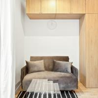Amazing 1 Bed Apt, Sleeps 2 nr Montmatre