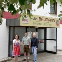 Hotel - Restaurant Baumann
