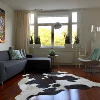 Amsterdam: supermooi tweekamer-appartement