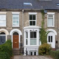 Large Family Home & Garden by UEA - Parking for 2
