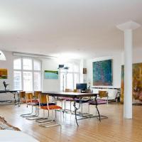 Künstlerloft im Herzen von Kreuzberg