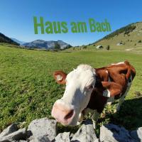 Haus am Bach