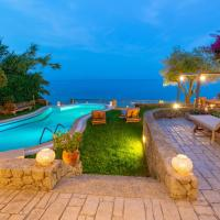 Beachfront Villa Benele , Corfu , Greece