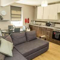 Brand new modern and bright Bold Street City Center Apartment