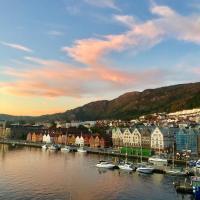Magic Hotel Kløverhuset, hôtel à Bergen