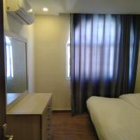 Alrafek two bedroom apartment with kitchen and bathroom and living room