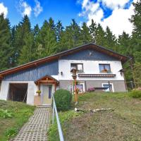 Detached holiday home in the Thuringian Forest with a fantastic view