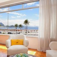 COPACABANA RIO - Beautiful Beachfront 4 -BDR