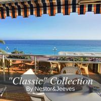 """Nestor&Jeeves - """"Terrasse Royal Luxemboug"""" - Central - Sea front"""