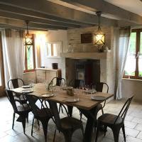 La longère de Varennes - Bourgogne Détente