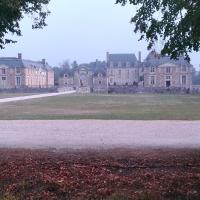 Appartement au pied du château de la ferté-saint-aubin