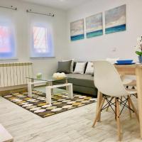 Apartamento Lopez Grass - Nuevo, A/A, Wifi, tranquilo, bien comunicado