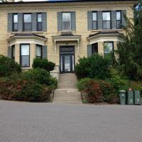 The Bond residence