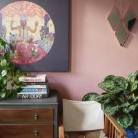 ARTSY APARTMENT IN FAB WEST LONDON LOCATION