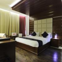 Capital O 325 Queen Palace Hotel near Burjeel Hospital