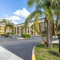 Quality Inn Palm Beach International Airport
