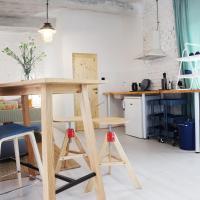 Rooftop design studio