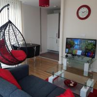 Lap of Luxury City Centre Apartments in Hub - Free Parking,CityView