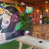 Purple Monkey Hostel