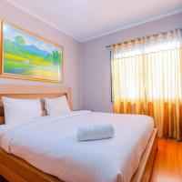 Comfy 2BR at Mediterania Marina Ancol Apartment By Travelio