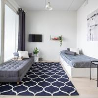 Cozy Scandinavian home near airport