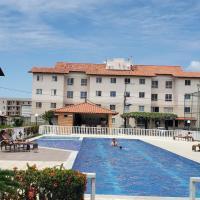 Apartamento Vog João de Góes a 200 metros da praia do Sul em Ilhéus