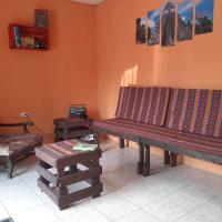 Cómoda habitación antigua guatemala