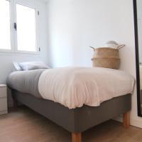 Habitación con baño Priv-Junto a IFEMA y AEROPUERT2
