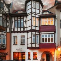Boutique-Hotel Anno 1910, hotel in Wernigerode