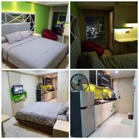 WR Apartment Louis Kienne Simpang 5 Semarang Lt.17 with Simpang Lima View