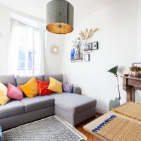 HostnFly apartments - Beautiful cosy and bright appt near Parc Monceau