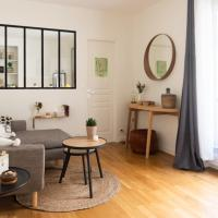 HostnFly apartments - Charming and bright apartment near Montparnasse