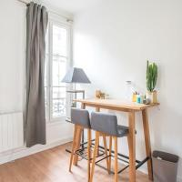 HostnFly apartments - Superb apartment close to Buttes Chaumont