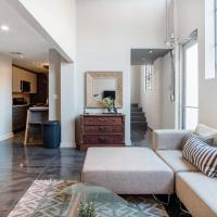 Revitalized Bohemian Warehouse Apartment