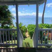 Aloha Hoʻokipa - Waialua Beach House