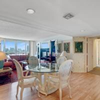 Downtown Miami 4156 Monthly Rental Premium 3BR Waterfront Condo Free Valet Parking