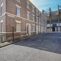 Stylish apartment in City Centre Listed Building