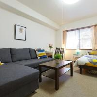 Apartment near TOKYO MIDTOWN with DBL Bed and DBL Sofa Bed