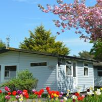 Coniston Lodge + Hot Tub @ Solway Holiday Village