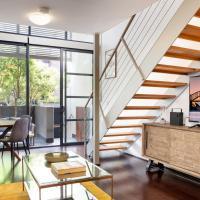 Elegant Loft Perfect for Inner City Explorers