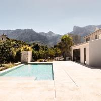 Villa Can Batach-Nueva Construcción en Sóller