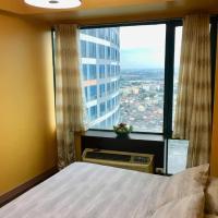 One bedroom suite, Eastwood City with free unli wifi fiber