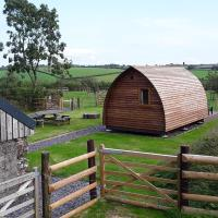 Larkworthy Farm Glamping Holiday Cabins