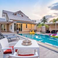 Super Fine Pool Villa in Friendly Hua Hin Village